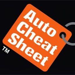 AutoCheatSheet.com