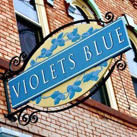 Violets Blue