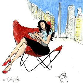 BKF Original Design Chair