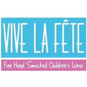 ViveLaFete.com - Hand Smocked Children's Clothing