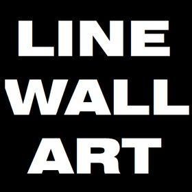 220a48043d LineWallArt (linewallartart) on Pinterest