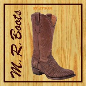 M.R. BOOTS Online Western Store