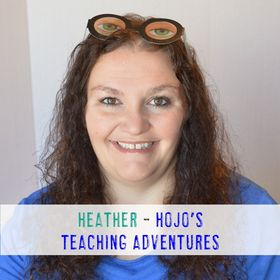 Heather aka HoJo - Games, Activities, & MORE for Elementary Kids
