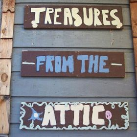 Treasures From the Attic Mione Cole