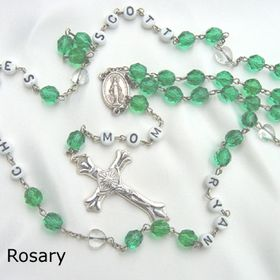 Personalized Rosaries