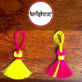 Krishne Saree Kuchu & Tassels