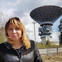 Оксана Босоногова