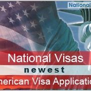 Official US National Visas