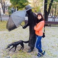 Олюша Рудковская