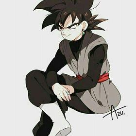Black Goku Zamasu