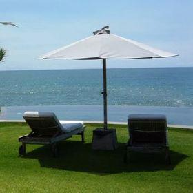 Bali villa ocean Seseh beach Canggu