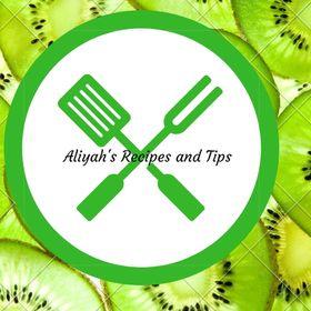 AliyahsRecipesand Tips