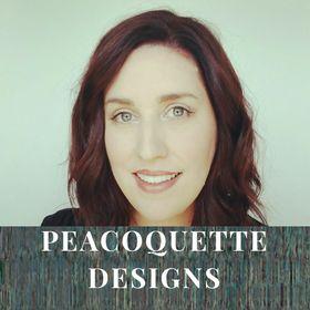 Peacoquette Designs ~ Sarah Walden