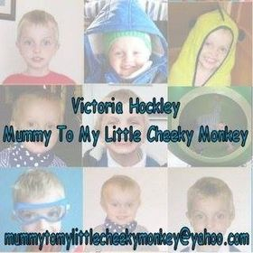Victoria Hockley - Mummy To My Little Cheeky Monkey