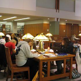 DiMenna Nyselius Library
