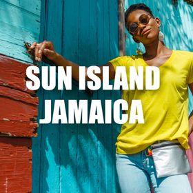 Sun Island Jamaica - TShirts & Apparel