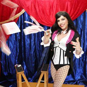 Zatanna, magician Perth, Queen of Illusion