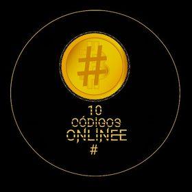 10 códigos onlinee #