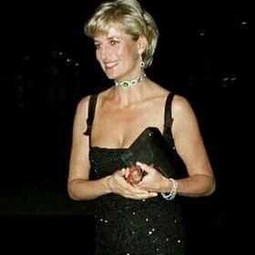 H.R.H. Princess Diana PEOPLE's HEARTS