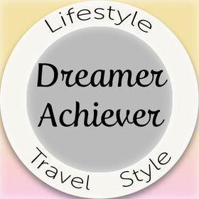 Dreamer Achiever Blog