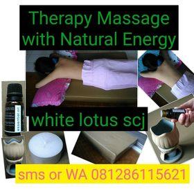 White Lotus Sacred CJ