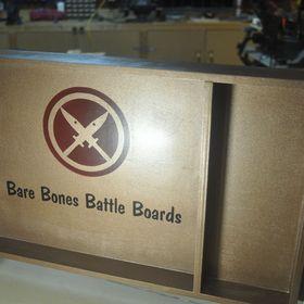 Bare Bones Battle Boards