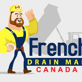 French Drain Man Canada