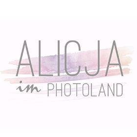 Alicja im Photoland