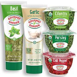 Gourmet Garden Herbs and Spices