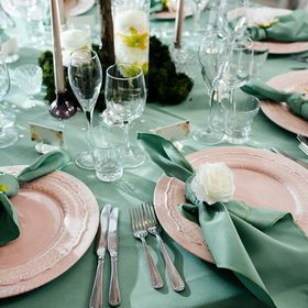 Sashes & Covers| Events Linens