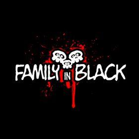 Family In Black