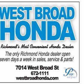 West Broad Honda Westbroadhonda Profile Pinterest