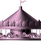 Ferris Wheels and Carousels