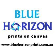 Blue Horizon Prints - Photos on Canvas