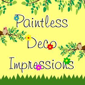 PaintlessDeco Impressions