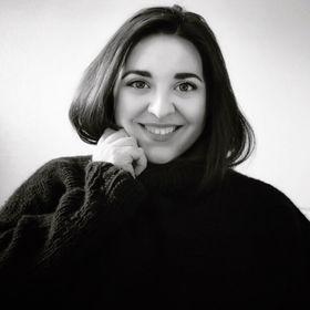 Sofia Battaglia at The Cozie Blog