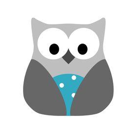 Dotty Owl 💗 Beautiful Sewn Items