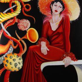 ARTIST JACQUELINE CABESSA