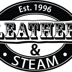 Leather and steam