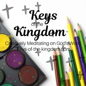 Keys of the Kingdom (Bible Journaling)