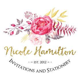 Nicole Hamilton Invitations and Stationery