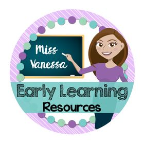 Miss Vanessa | Early Learning Resources