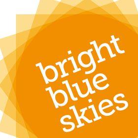 Bright Blue Skies (by Linda)