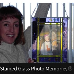Stained Glass Photo Memories