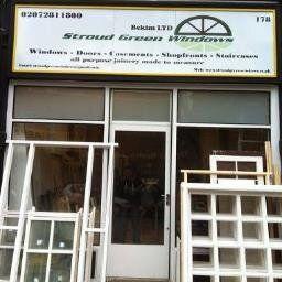 Stroud Green Windows