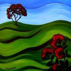 Mereana Slade - Artist