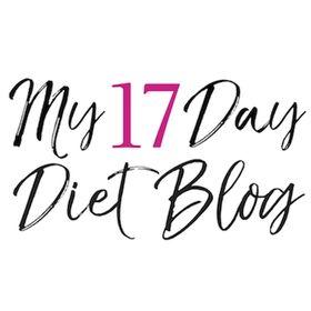 My 17 Day Diet Blog