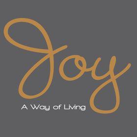 Joy a way of living