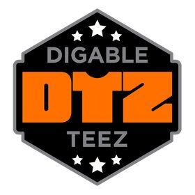 Digable Teez - Hip Hop Tee Shirts