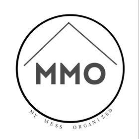 My Mess Organized // Home Organization Ideas // Home Decor